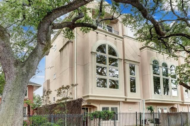 220 Avondale Street, Houston, TX 77006 (MLS #3588079) :: NewHomePrograms.com