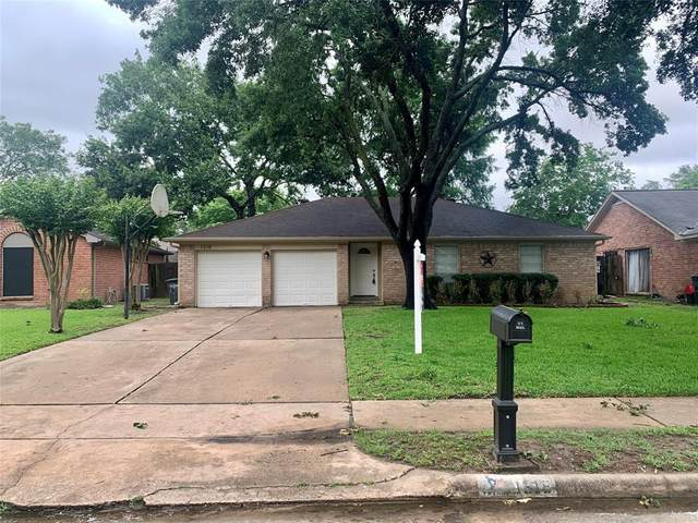 1318 Valley Landing Drive, Katy, TX 77450 (MLS #35893750) :: The SOLD by George Team
