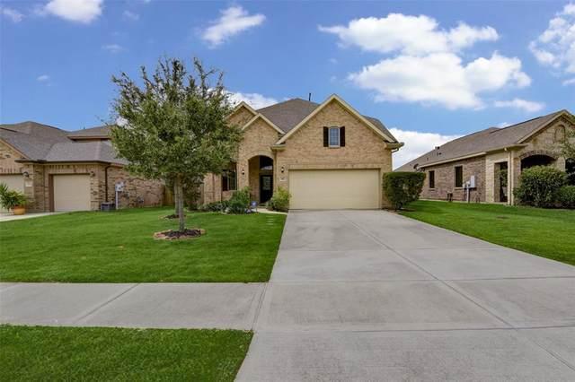 222 Harbor Bend Lane, Dickinson, TX 77539 (MLS #35901647) :: Green Residential