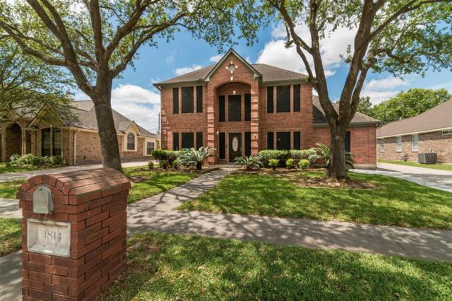 1814 Janell Rene Circle, Deer Park, TX 77536 (MLS #35904419) :: The Sold By Valdez Team