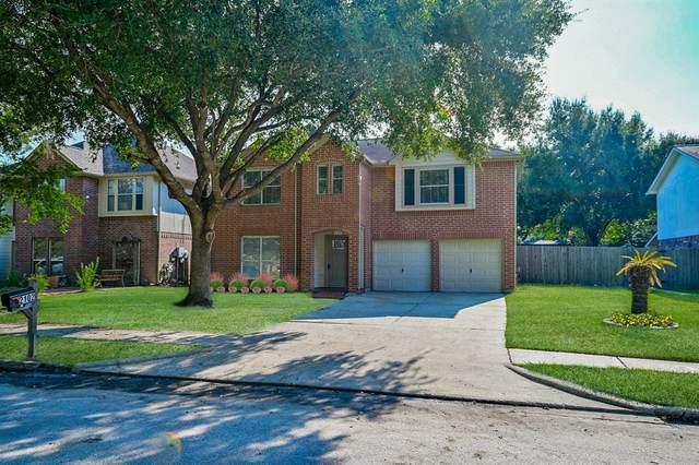 2102 Baylor Drive, Katy, TX 77493 (MLS #35906827) :: Christy Buck Team