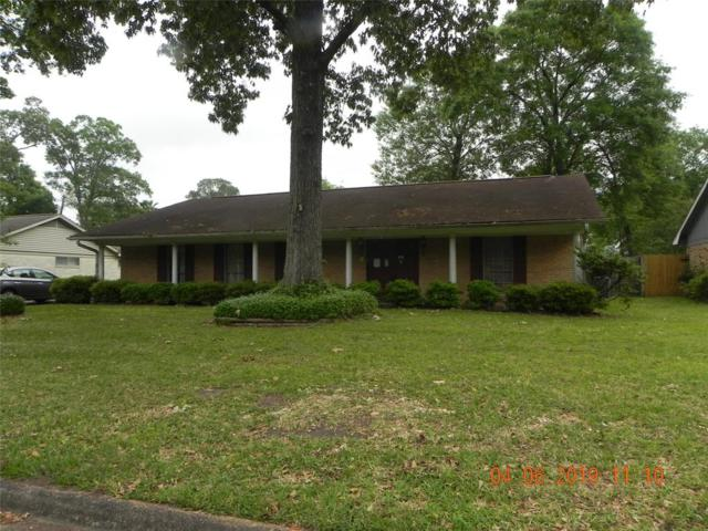 2080 Chevy Chase Lane, Beaumont, TX 77706 (MLS #35908292) :: The Bly Team