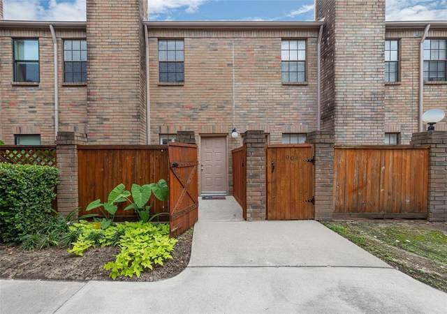 9850 Pagewood Lane #903, Houston, TX 77042 (MLS #35910031) :: Keller Williams Realty