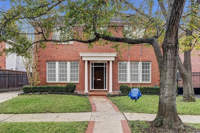 4251 Dartmouth Avenue, Houston, TX 77005 (MLS #3591211) :: The Bly Team