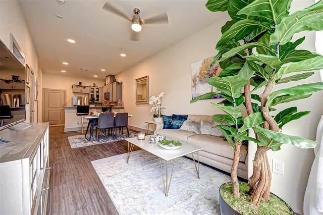 6955 Turtlewood Dr #116, Houston, TX 77072 (MLS #35915121) :: Parodi Group Real Estate