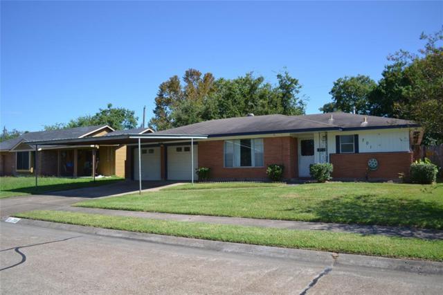 701 Mark Street, Deer Park, TX 77536 (MLS #35916594) :: Christy Buck Team