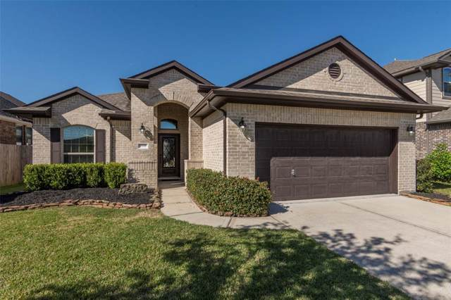 4839 Piares Lane, League City, TX 77573 (MLS #35927425) :: The SOLD by George Team