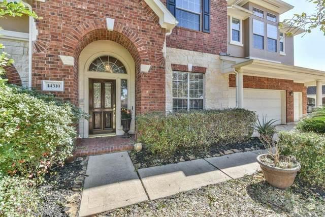 14310 Marin Drive, Cypress, TX 77429 (MLS #35930437) :: The Property Guys