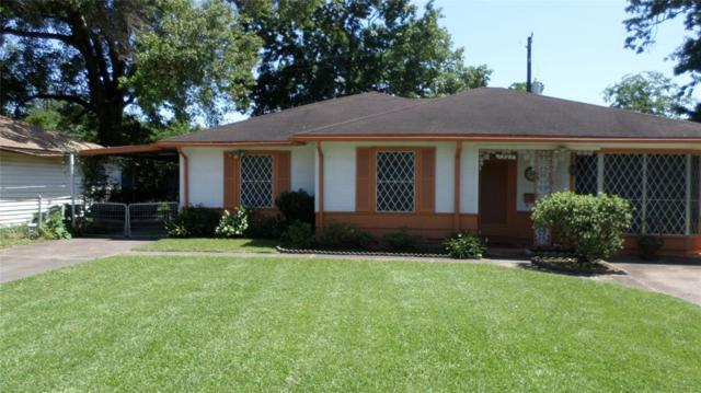 7307 Raton Street, Houston, TX 77055 (MLS #35936985) :: The SOLD by George Team