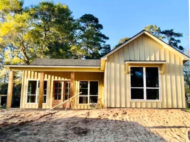 23810 N Lake View Road, Montgomery, TX 77316 (MLS #35945522) :: The Bly Team