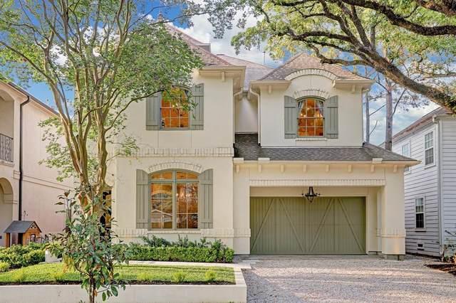 2108 Bartlett Street, Houston, TX 77098 (MLS #35950608) :: The Home Branch