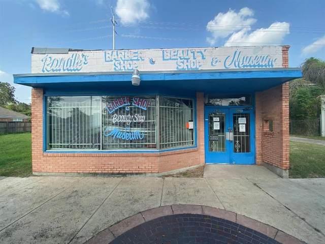2703 Blodgett Street, Houston, TX 77004 (MLS #35955605) :: Green Residential