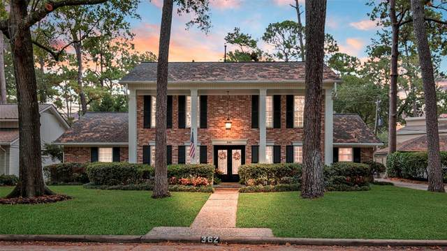 362 Tealwood Drive, Houston, TX 77024 (MLS #3596397) :: The Freund Group