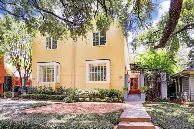 2339 1/2 Bolsover Street, Houston, TX 77005 (MLS #35966578) :: Green Residential