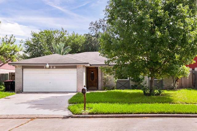 7338 Cornwall Bridge Lane, Houston, TX 77041 (MLS #35967128) :: The Jill Smith Team