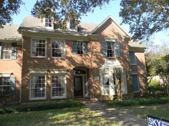 3322 South Lake Village Drive, Katy, TX 77450 (MLS #35982706) :: The Home Branch