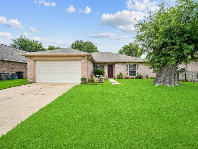 1922 Legacy Court, Richmond, TX 77406 (MLS #35994264) :: The SOLD by George Team