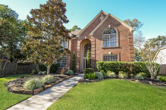 4403 Pine Breeze Drive, Kingwood, TX 77345 (MLS #36027395) :: Team Parodi at Realty Associates