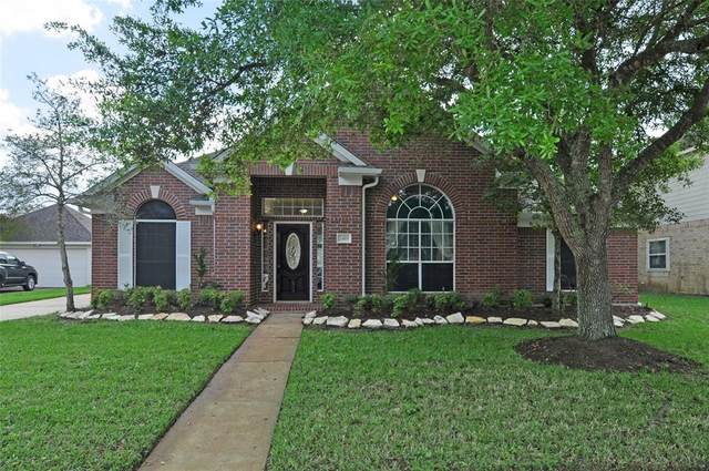 2419 Hanston Court, Pearland, TX 77584 (MLS #36052646) :: Bray Real Estate Group