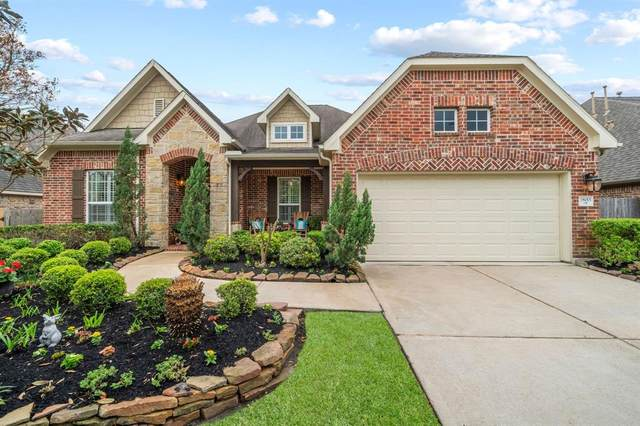 28015 Hallimore Drive, Spring, TX 77386 (#36056752) :: ORO Realty