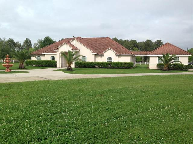 1023 High Meadow Ranch Drive, Magnolia, TX 77355 (MLS #36060063) :: The SOLD by George Team