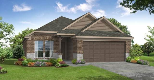 3034 Bugatti Drive, Katy, TX 77493 (MLS #36062582) :: The Parodi Team at Realty Associates