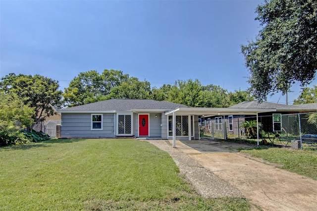 4101 Citadel Lane, Houston, TX 77092 (MLS #36065717) :: Caskey Realty