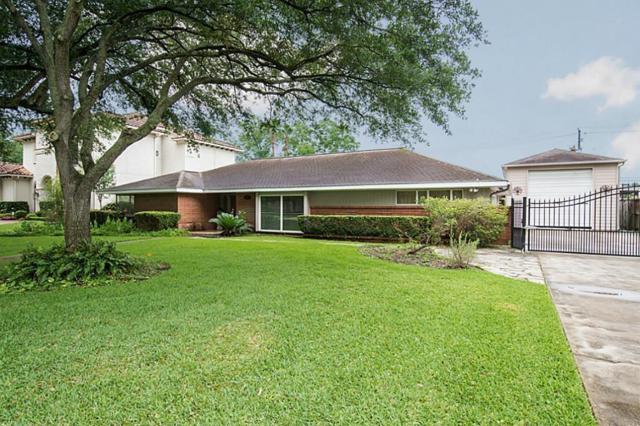 5107 Valerie Street, Bellaire, TX 77401 (MLS #36069209) :: Fanticular Real Estate, LLC