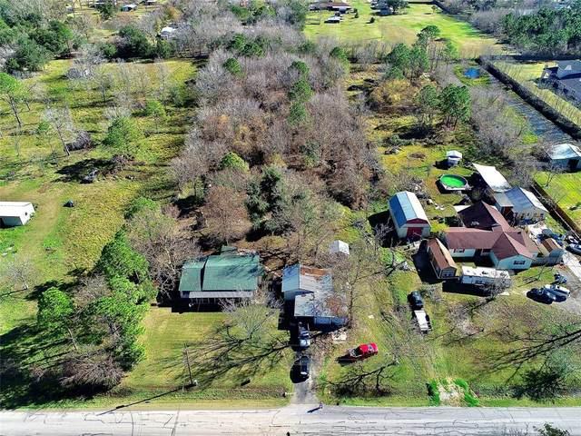 7307 Avenue L, Santa Fe, TX 77510 (MLS #36081347) :: Phyllis Foster Real Estate