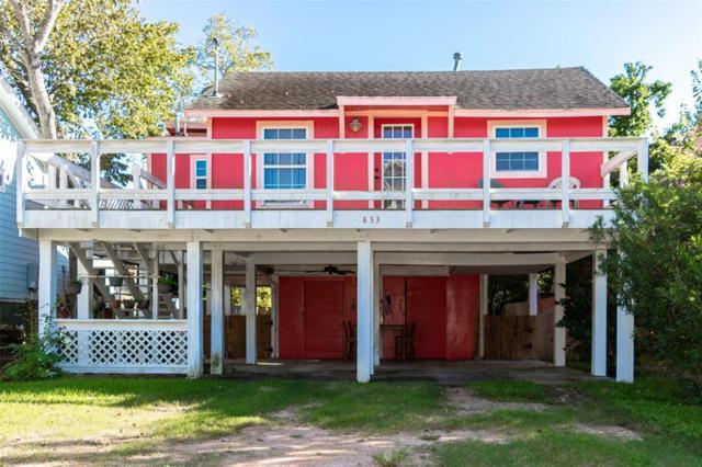833 Grove Road, Clear Lake Shores, TX 77565 (MLS #36094710) :: The Kevin Allen Jones Home Team