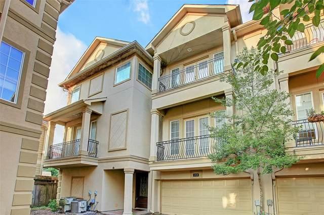 1324 Birdsall Street, Houston, TX 77007 (MLS #36100098) :: The Home Branch