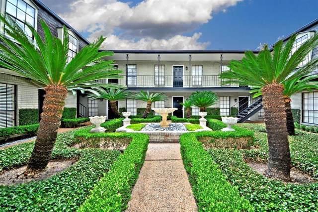 3402 Garrott Street #13, Houston, TX 77006 (MLS #36101657) :: The Sansone Group