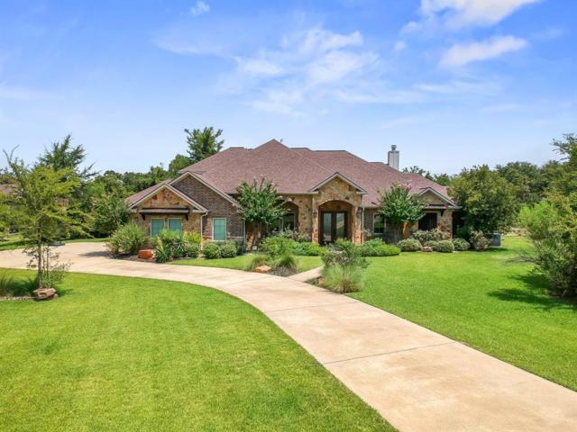 5398 Vintage Oaks Drive, College Station, TX 77845 (MLS #36115624) :: Giorgi Real Estate Group