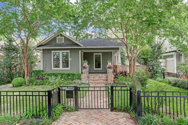 1324 Tulane Street, Houston, TX 77008 (MLS #36123399) :: Krueger Real Estate