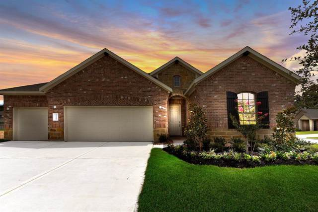 11119 Longleaf Ridge Drive, Tomball, TX 77375 (MLS #36124641) :: The Parodi Team at Realty Associates
