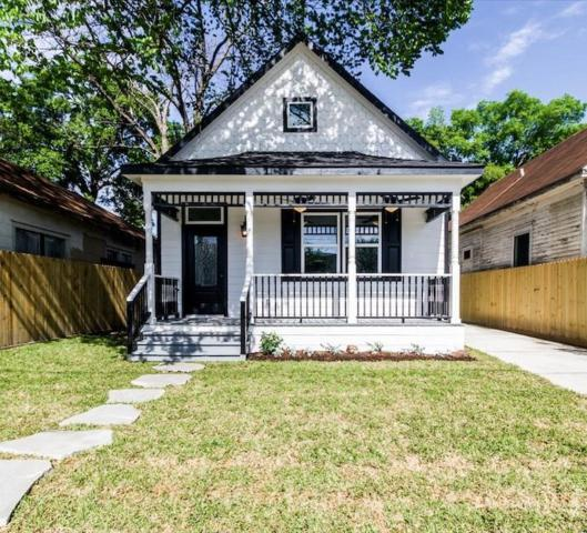 1812 Marion Street, Houston, TX 77009 (MLS #36135499) :: Texas Home Shop Realty