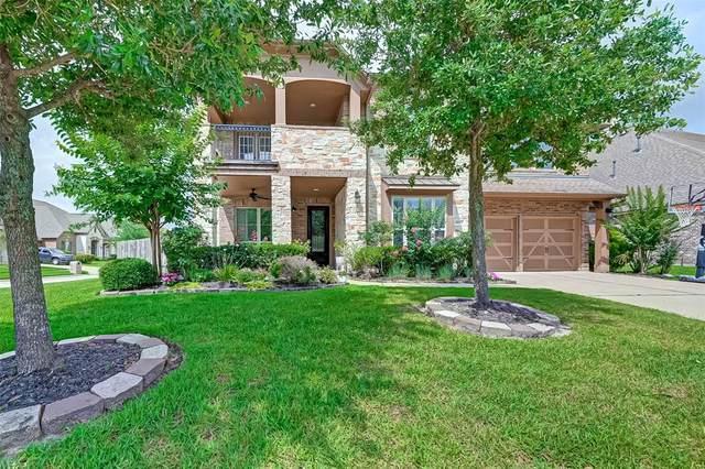 19003 Santa Elena Canyon Court, Spring, TX 77388 (#36136782) :: ORO Realty