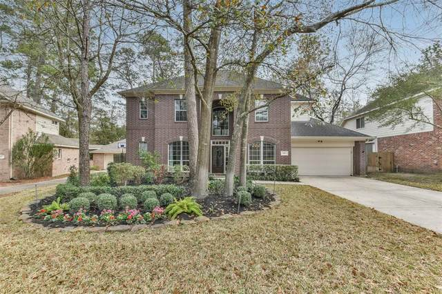 111 Maple Path Place, Spring, TX 77382 (MLS #36140392) :: Connect Realty