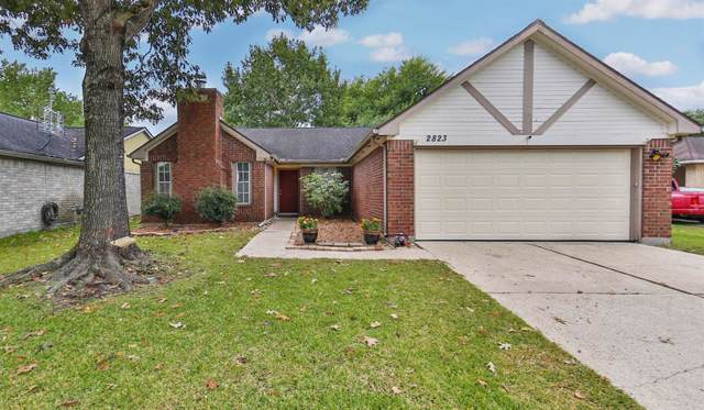 2823 Meadow Brook Court, League City, TX 77573 (MLS #3614537) :: Giorgi Real Estate Group