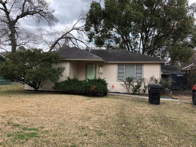 1318 W 23rd Street, Houston, TX 77008 (MLS #36150740) :: REMAX Space Center - The Bly Team