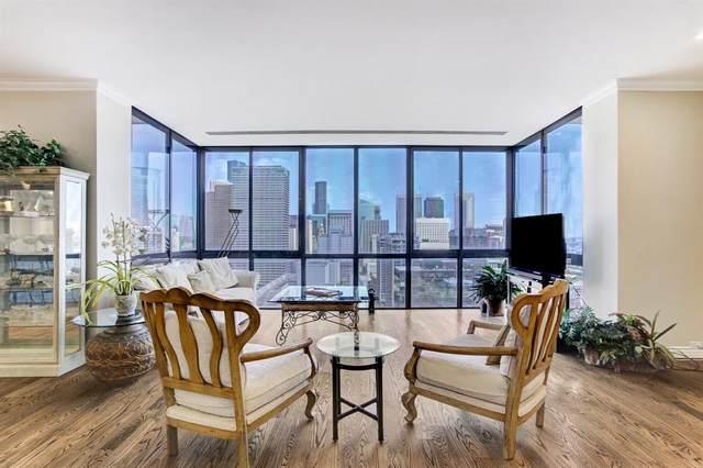 2016 Main Street #2601, Houston, TX 77002 (MLS #36166750) :: Lerner Realty Solutions