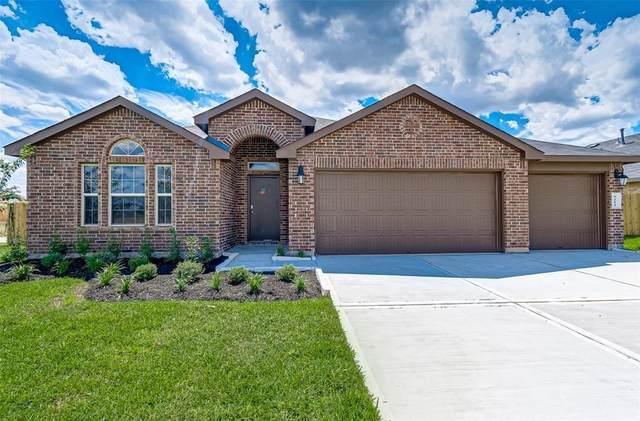 1218 Fuchsia Street, Rosenberg, TX 77469 (MLS #36167573) :: Homemax Properties