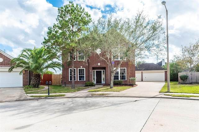 426 Colchester Lane, League City, TX 77573 (MLS #36182866) :: The Bly Team