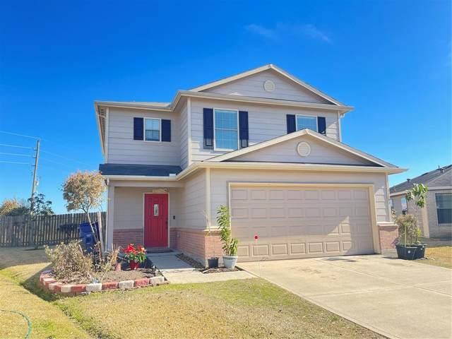 21303 Finbury Oaks Lane, Katy, TX 77449 (MLS #36211474) :: Homemax Properties