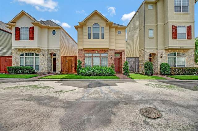 9007 Creekstone Lake Drive, Houston, TX 77054 (MLS #36218941) :: The SOLD by George Team