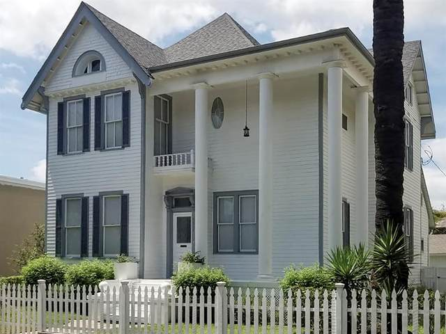3216 Avenue O, Galveston, TX 77550 (MLS #36224604) :: The Heyl Group at Keller Williams