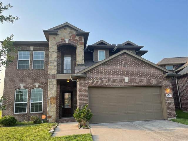 2703 Diamond Vista Lane, Rosharon, TX 77583 (MLS #36226660) :: The SOLD by George Team