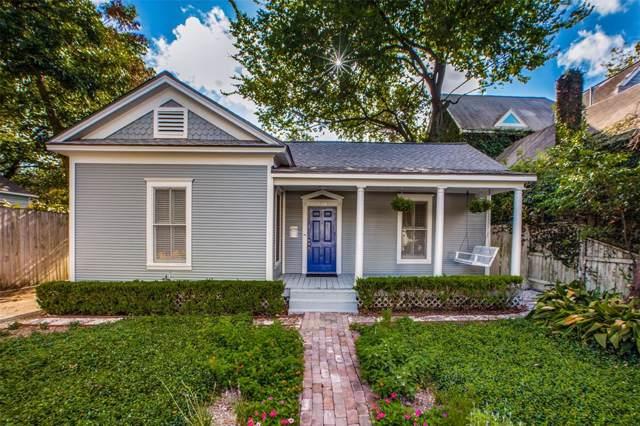 406 Archer Street, Houston, TX 77009 (MLS #36227191) :: The Heyl Group at Keller Williams