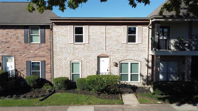 811 Threadneedle Street #285, Houston, TX 77079 (MLS #36227642) :: TEXdot Realtors, Inc.