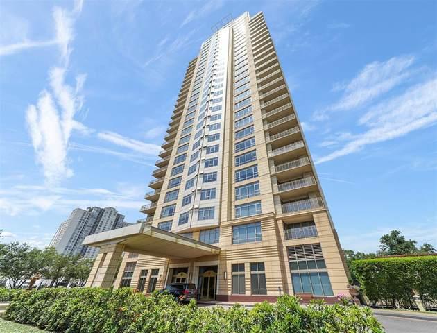 1100 Uptown Park Boulevard #31, Houston, TX 77056 (MLS #36228365) :: Green Residential